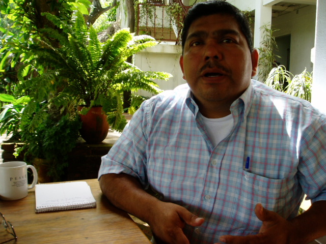 Manuel, La Concha's Mayor
