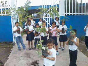 School kids involved too.